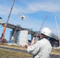 UAV(ドローン)測量